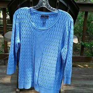 Karyn Scott Lightweight Sweater